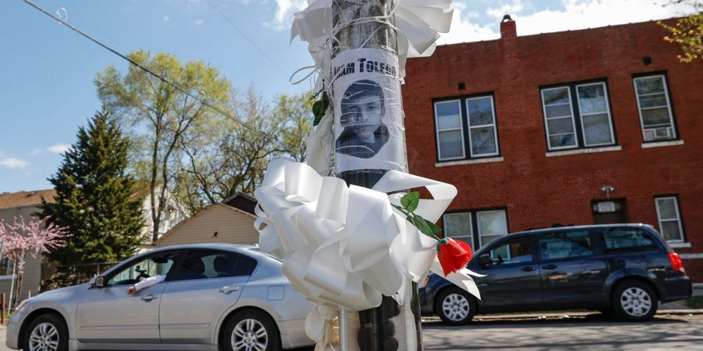 Adam Toledo Video Shows 13-Year-Old Boy Fatally Shot by Chicago Police