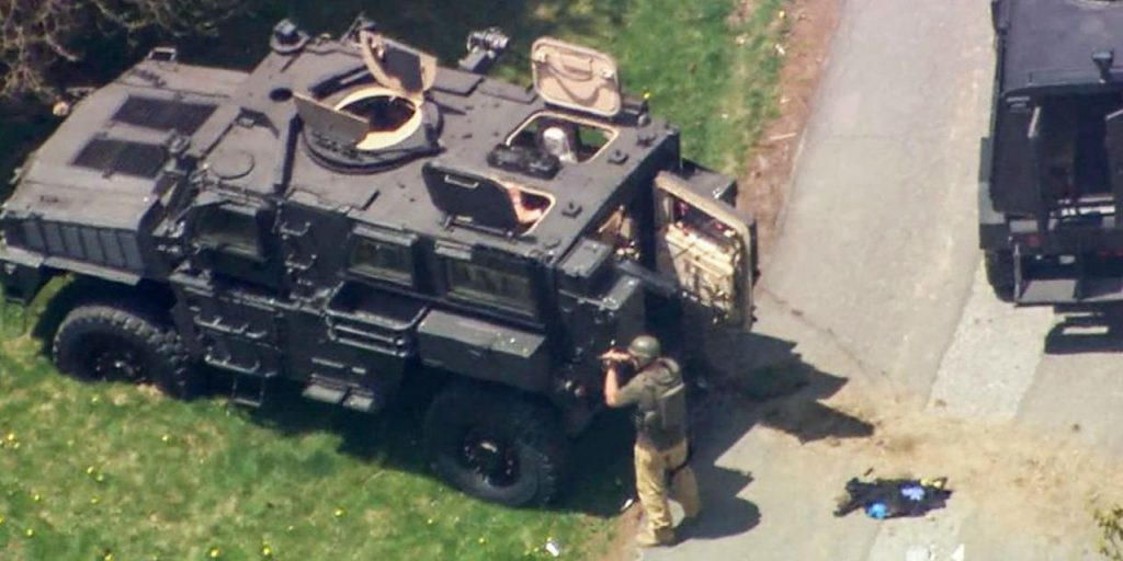 Two Deputies Killed in North Carolina Standoff; Suspect and Two Family Members Also Dead