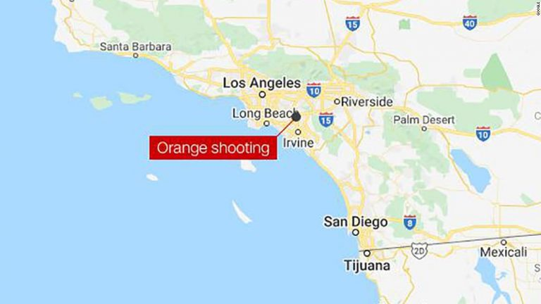 Orange, California shooting: Multiple victims found at the scene of a deadly shooting at a office complex