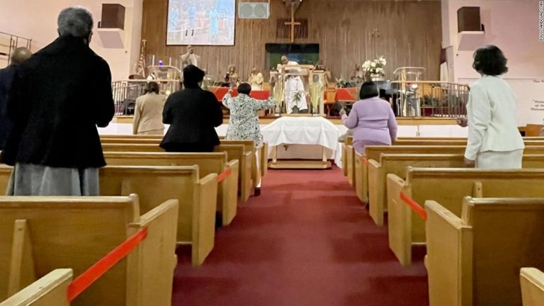 How one of Detroit's churches is tackling vaccine hesitancy to help combat Michigan's Covid-19 surge