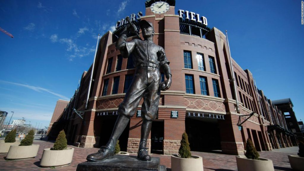 MLB All-Star Game will reportedly move to Denver