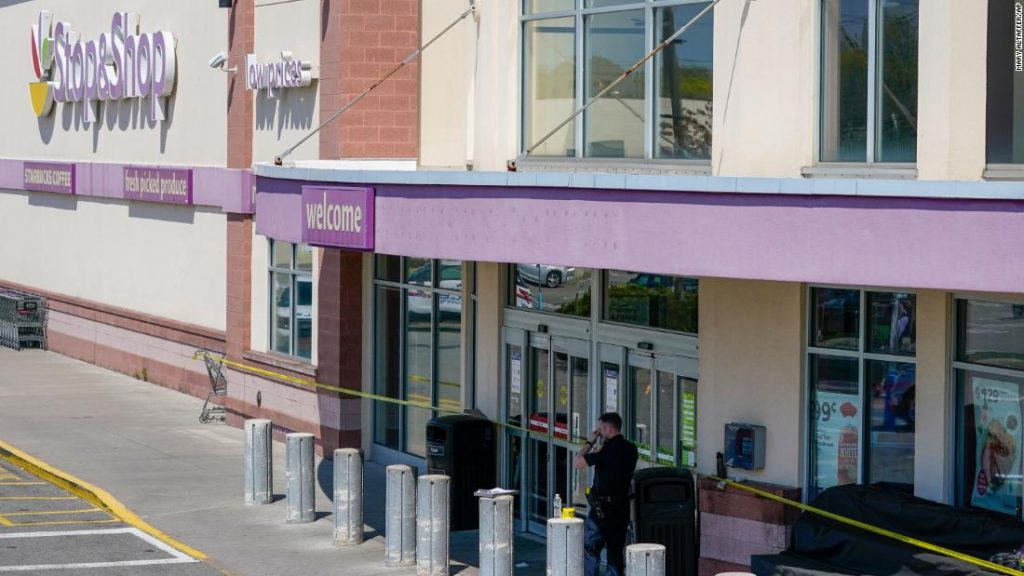 West Hempstead, New York: Man charged with second-degree murder in Stop & Shop grocery shooting, authorities say