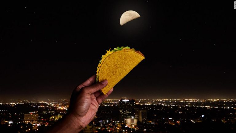 Taco Bell enlists 'world's largest influencer' for new ad campaign