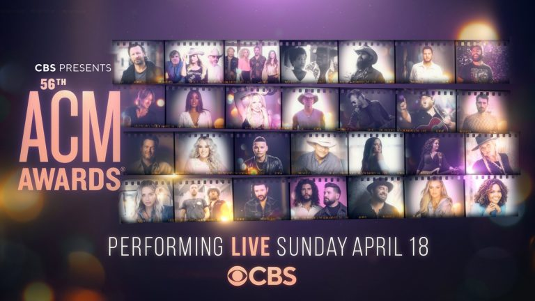 Superstar Lineup Announced for 56th Annual ACM Awards