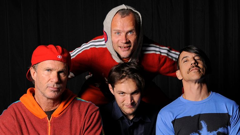 Red Hot Chili Peppers Go With Guy Oseary for Management