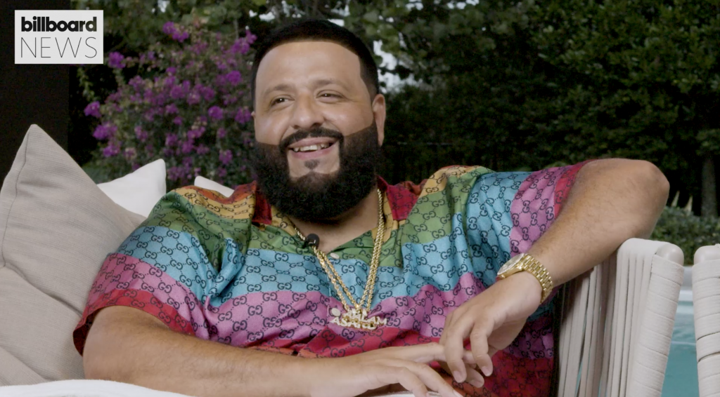DJ Khaled Is Hyped About Megan Thee Stallion Collab
