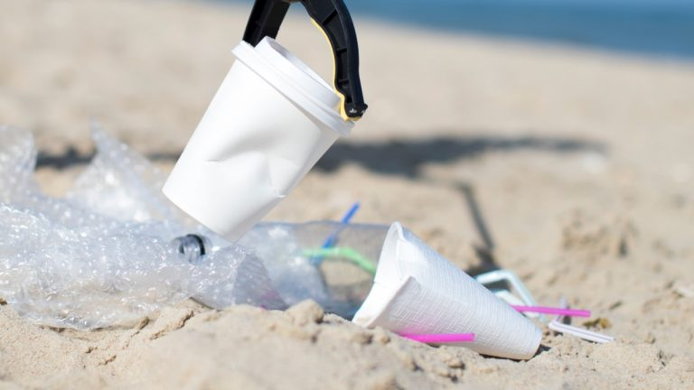 Litter-tracking app aims to help identify local pollution problems