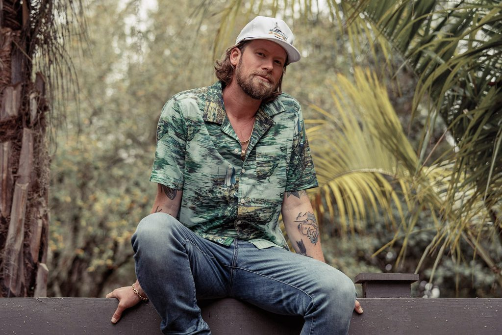 "Florida Georgia Line's Brian Kelley Releases Debut Solo Project ""BK's Wave Pack"""