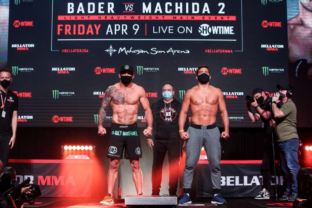 Pros react to Ryan Bader's dominance of Lyoto Machida