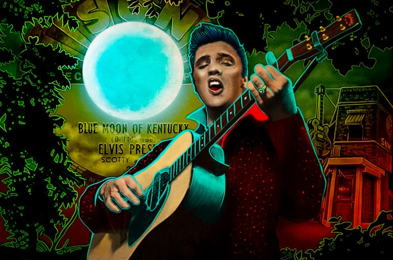 ELVIS GRAPHIC NOVEL
