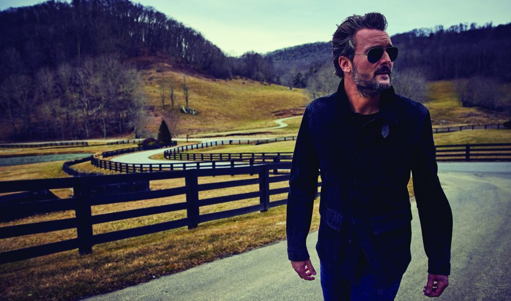Eric Church on Releasing Three New Albums and Forging Ahead With Tour
