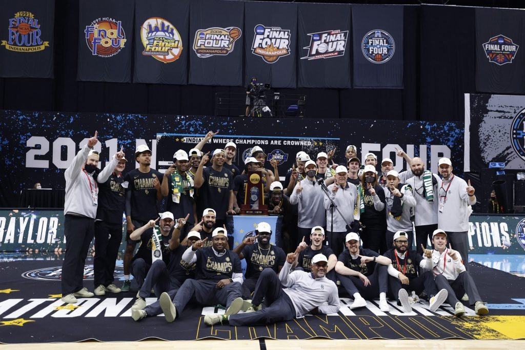 Baylor wins first Men's Basketball National Championship