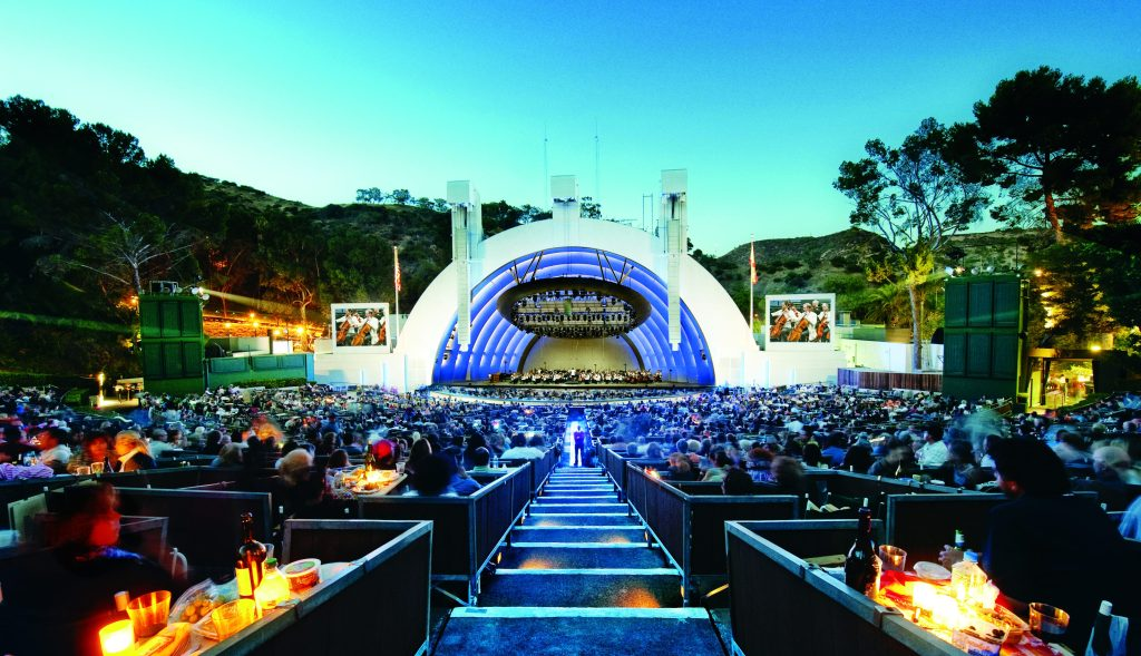 Hollywood Bowl Will Reopen in July for a 45-to-60 Performance Season