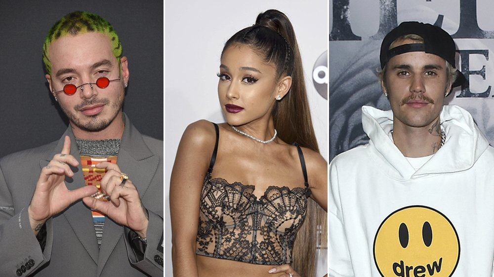 Ariana Grande, Justin Bieber, J Balvin See Big Payouts From HYBE Deal