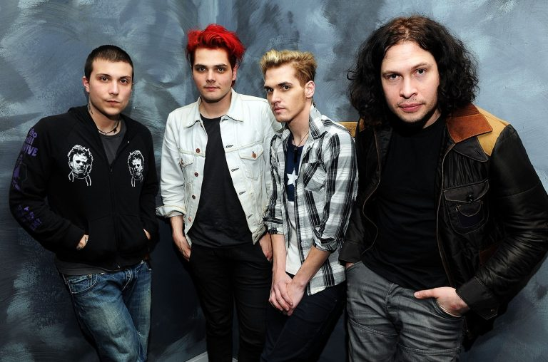 My Chemical Romance Postpones Tour To 2022