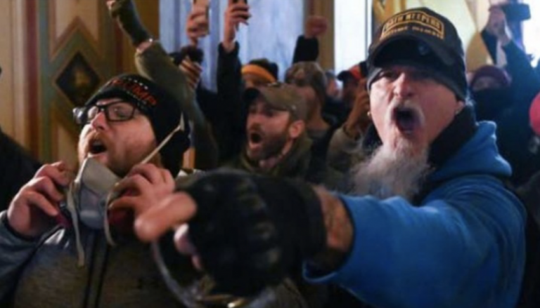 Iced Earth Guitarist Becomes First U.S. Capitol Rioter to Plead Guilty