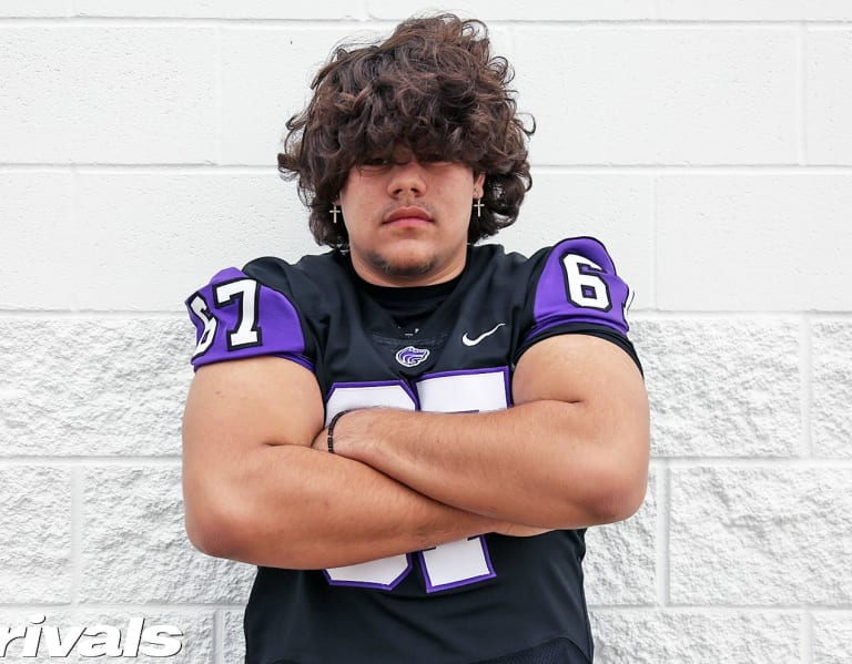 Four-star OL TJ Shanahan has visit plans ready
