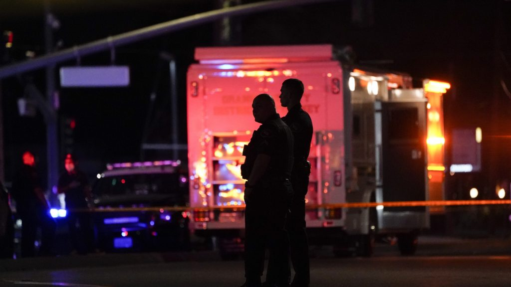 4 Killed In Shooting At Office Building In California : NPR