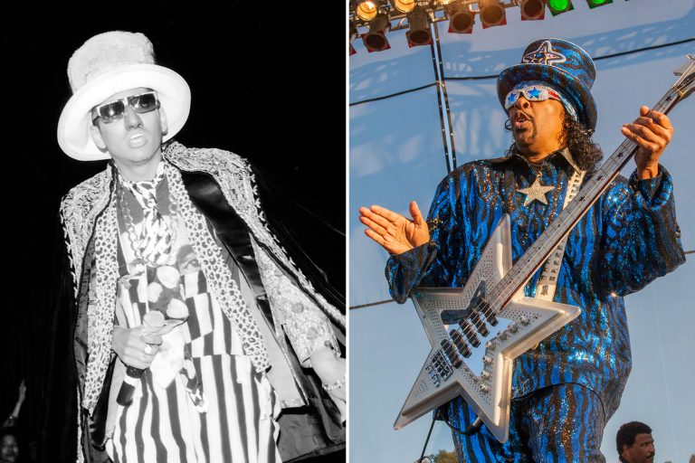 bootsy collins shock g