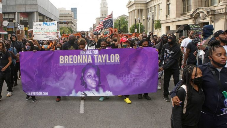 Simon & Schuster will not distribute book by officer who raided Breonna Taylor's home