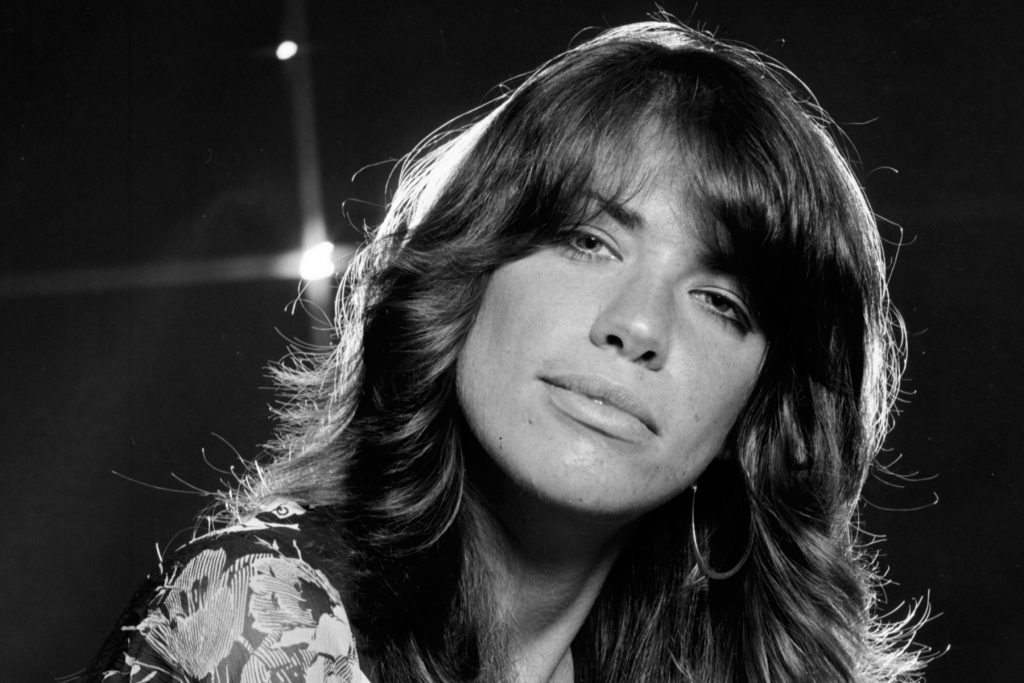 Carly Simon Performs Cat Stevens-Inspired 'Anticipation' in 1971