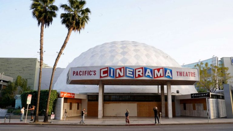 Celebrities mourn future closure of iconic Cinerama Dome, Arclight Cinemas due to coronavirus pandemic