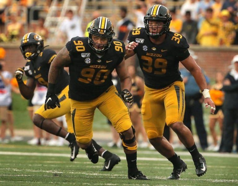 Transfer Tracker: Experienced Missouri DL enters portal