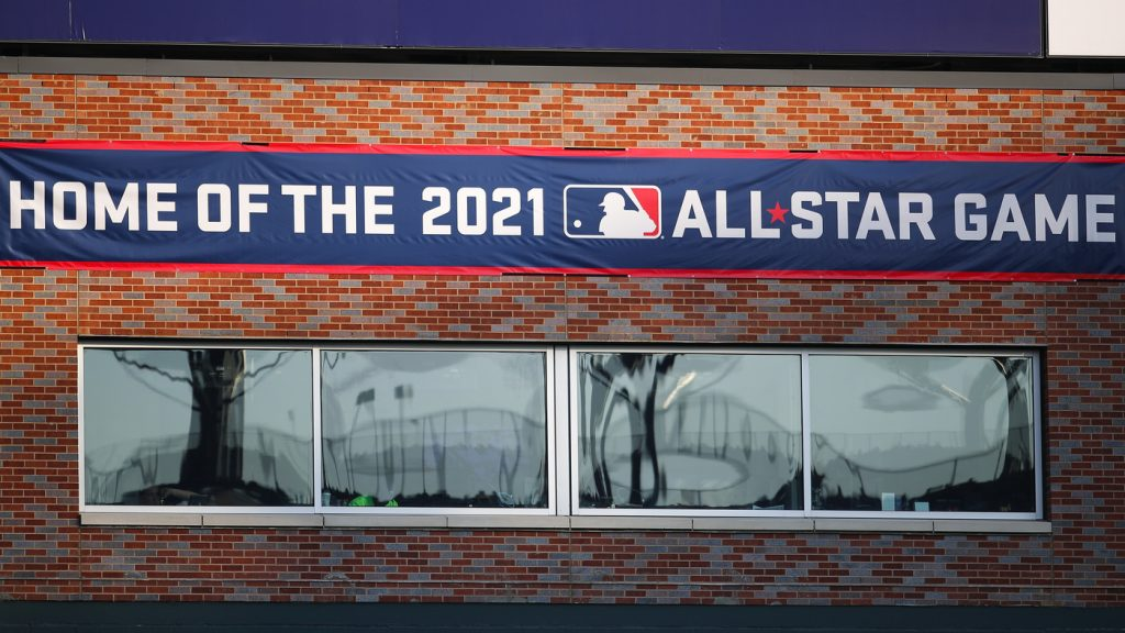 MLB Moves All-Star Game To Colorado Amid Uproar Over Georgia Voting Law : NPR