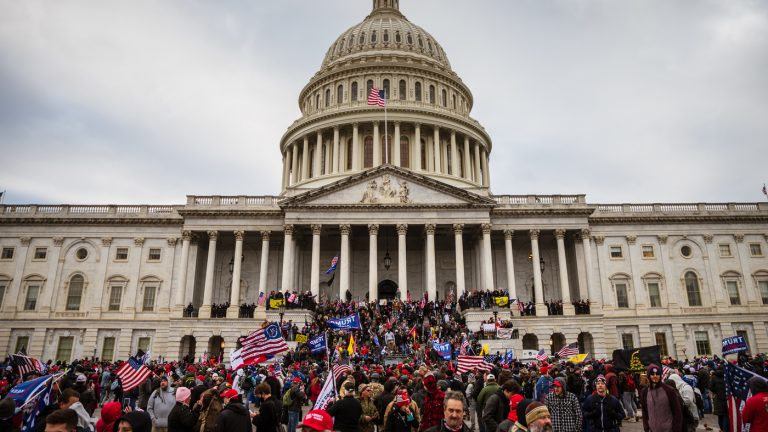 Capitol Police Inspector General On The Jan. 6 Insurrection : NPR