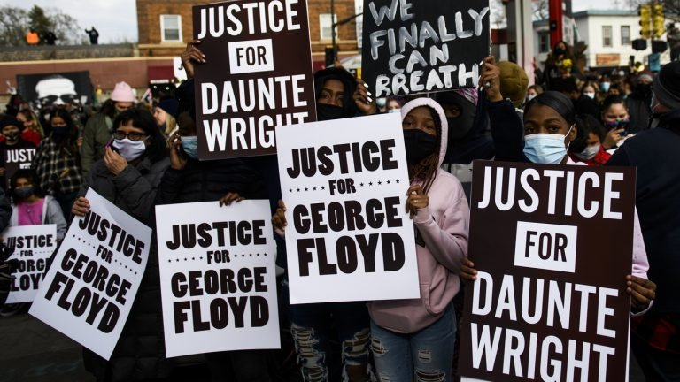 Convictions In George Floyd's Death Could Represent 'A Huge Paradigm Shift' : Live Updates: Trial Over George Floyd's Killing : NPR