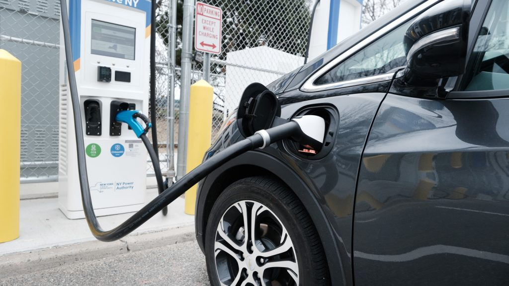 SK Innovation, LG Chem Reach Deal In Electric Vehicle Battery Trade Dispute : NPR