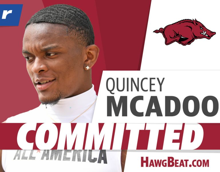 Four-star ATH Quincey McAdoo flips to Arkansas