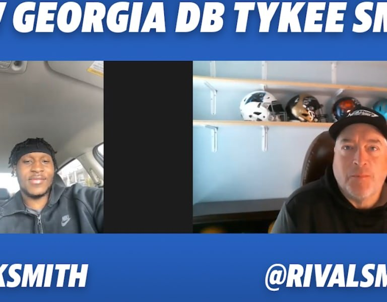 Mic'd with Mike: New Georgia DB Tykee Smith