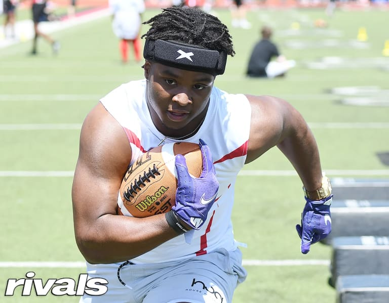 Four-star RB Trevor Etienne has top schools in mind