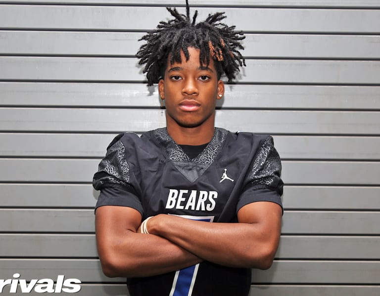 2023 Florida DB Sharif Denison eyeing visits to in-state schools