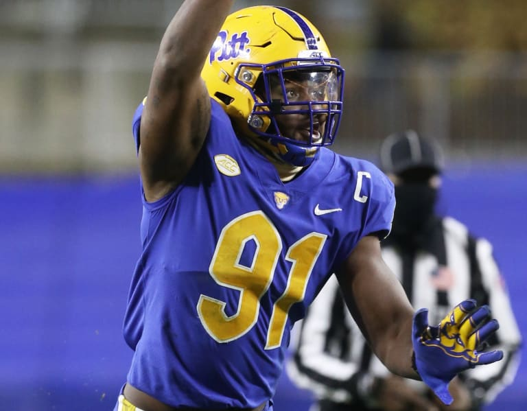 NFL Draft: Intriguing Edge rushers with value