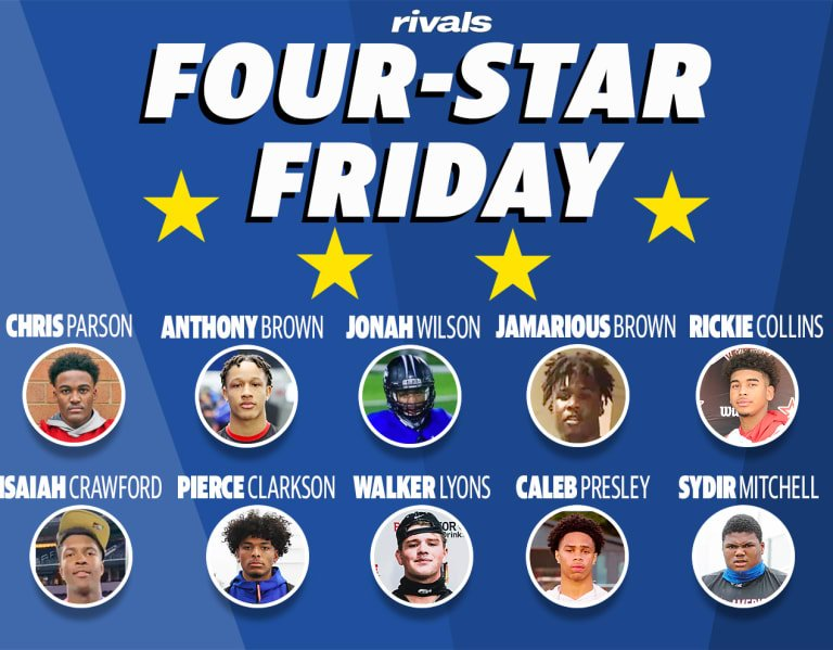 Four-Star Friday: Introducing 10 new four-stars in the 2023 class