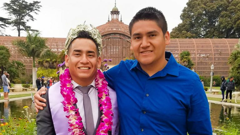 Mixed Immigration Status Gave Brothers 'Very Different Perspectives' : NPR