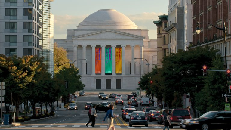 National Gallery Of Art Rebrands To Improve Diversity And Inclusion : NPR