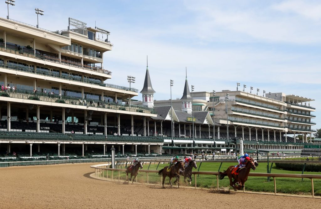 Is the Kentucky Derby on Peacock TV or NBC?