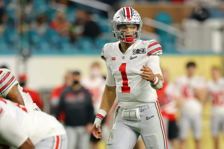 Justin Fields might just be the smartest player in the NFL