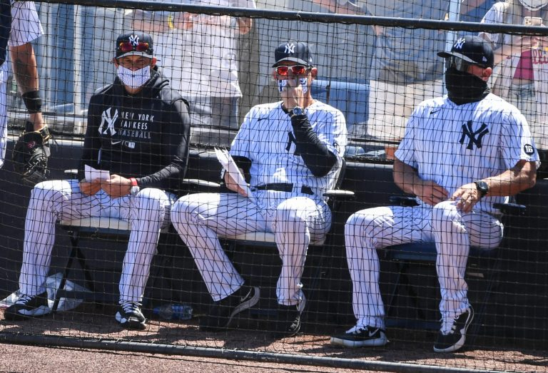 At least 5 New York Yankees coaches test positive for COVID-19 before series opener at Tampa