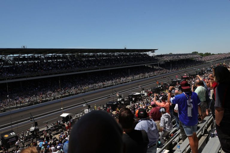 Who won the Indianapolis 500 this year?