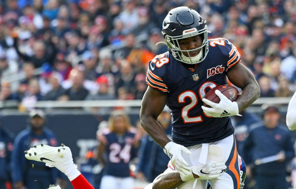 Tyrell Cohen, twin brother of Bears' Tarik Cohen, found dead in North Carolina