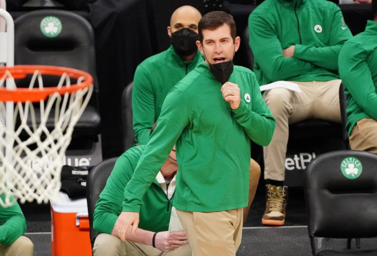 Are the Boston Celtics in danger of missing the 2021 NBA Playoffs?