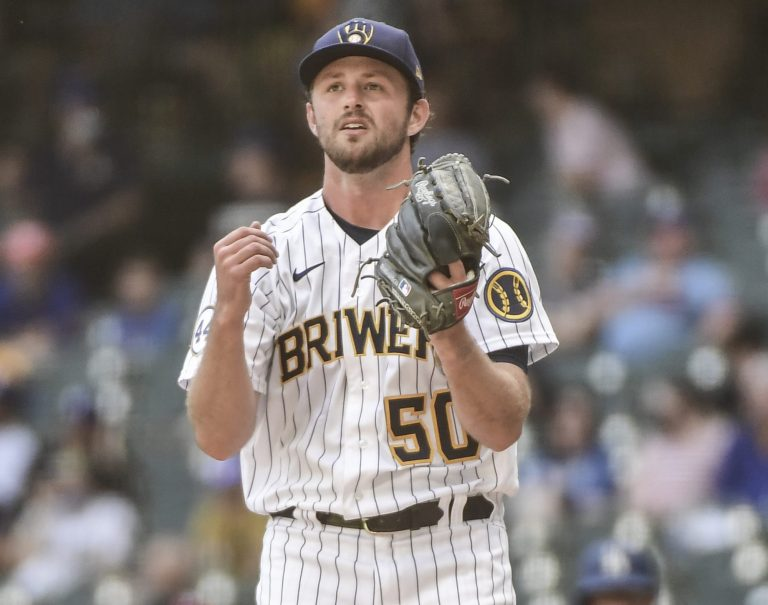 Brewers surviving, Giants pitching and more