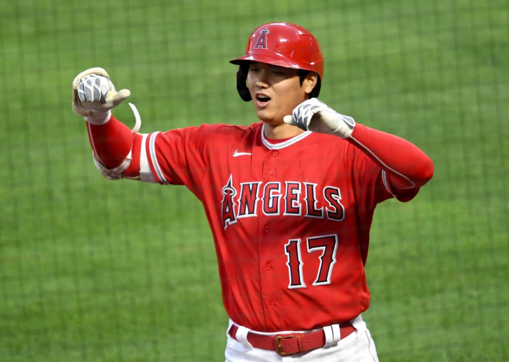 Shohei Ohtani finds another way to get even with Babe Ruth