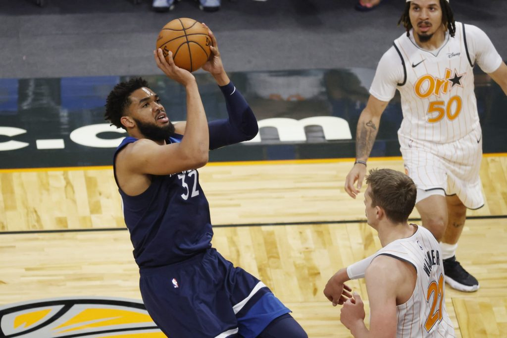 Karl-Anthony Towns shares emotional moment with father on Mother's Day