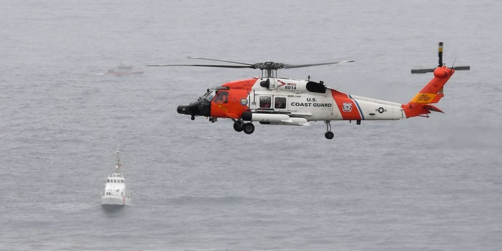 Suspected Migrant-Packed Vessel Capsizes Near San Diego, Leaving Three Dead