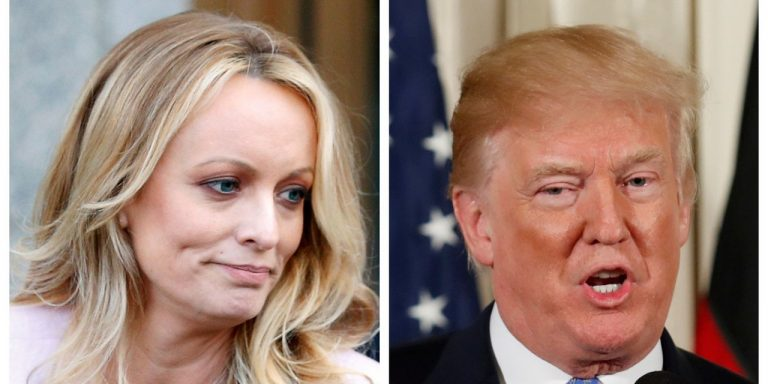 FEC Decides Not to Review Trump's Role in Stormy Daniels's Payments